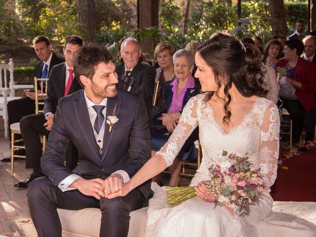 La boda de Fran y Isa en Madrid, Madrid 11