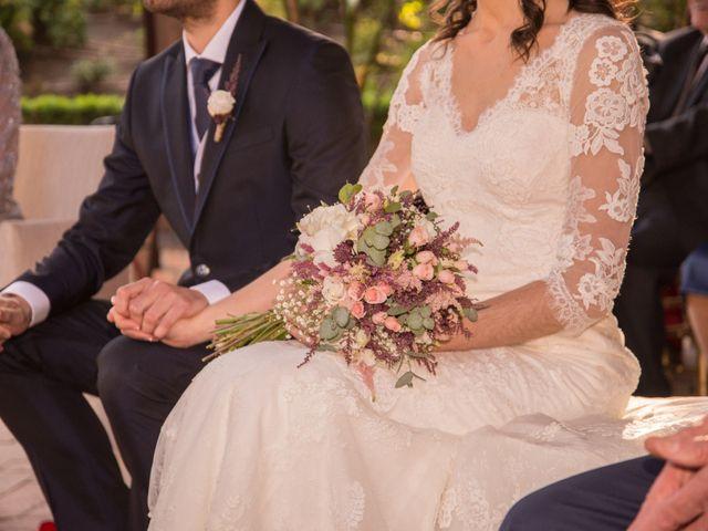 La boda de Fran y Isa en Madrid, Madrid 12