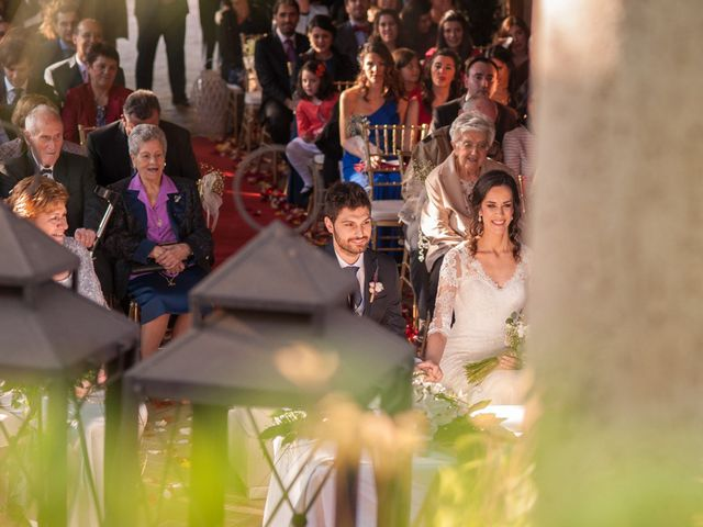 La boda de Fran y Isa en Madrid, Madrid 14