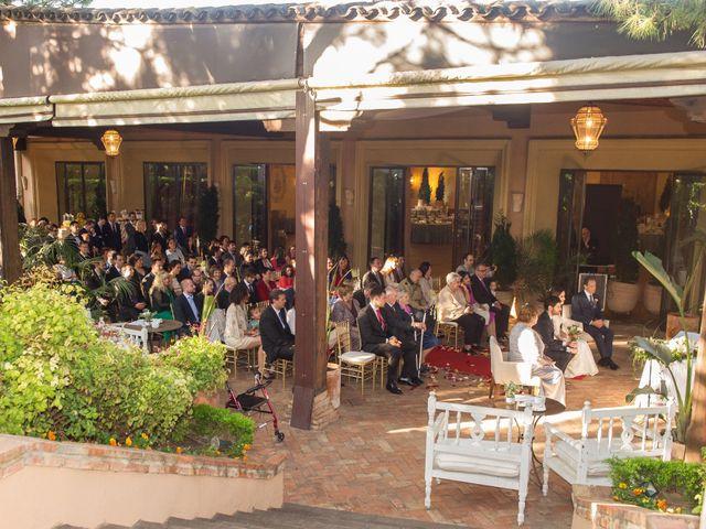 La boda de Fran y Isa en Madrid, Madrid 37