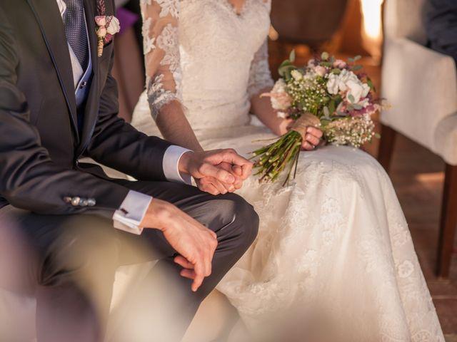 La boda de Fran y Isa en Madrid, Madrid 15