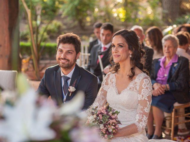La boda de Fran y Isa en Madrid, Madrid 17