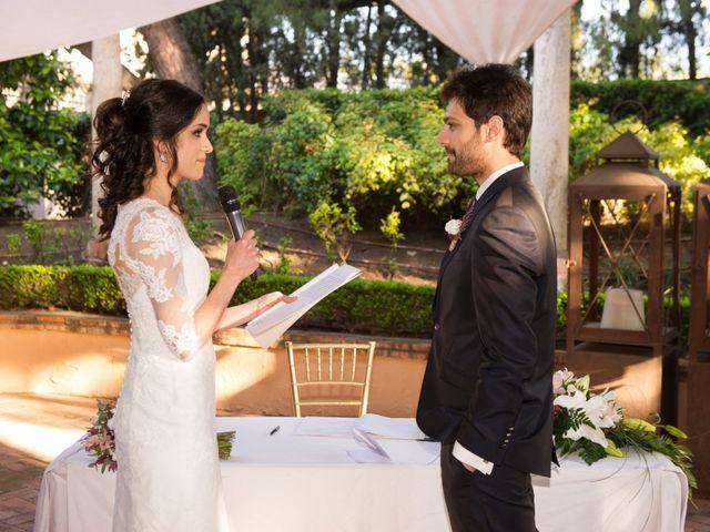 La boda de Fran y Isa en Madrid, Madrid 24