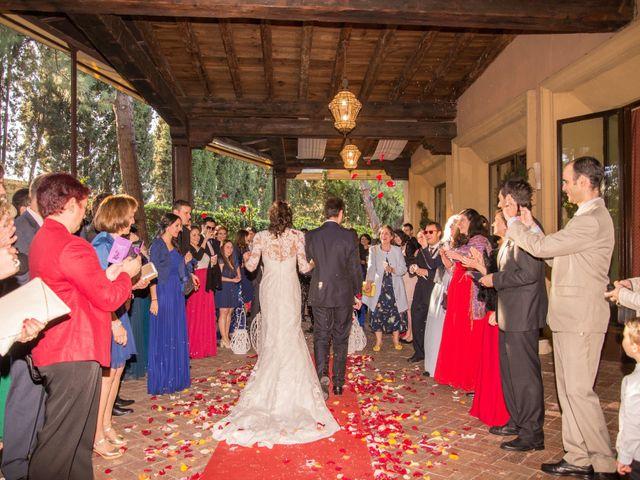 La boda de Fran y Isa en Madrid, Madrid 27
