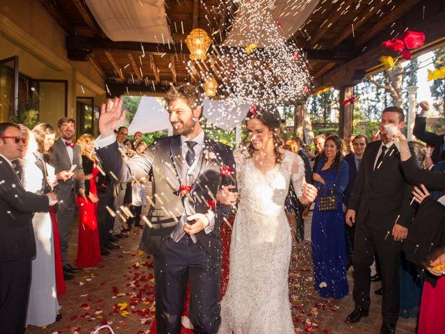 La boda de Fran y Isa en Madrid, Madrid 28