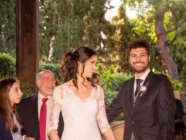 La boda de Fran y Isa en Madrid, Madrid 29