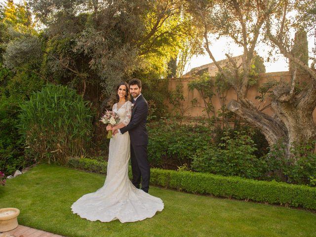 La boda de Fran y Isa en Madrid, Madrid 31