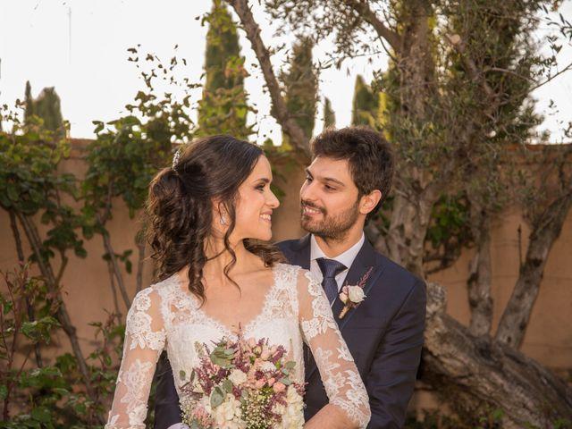 La boda de Fran y Isa en Madrid, Madrid 32