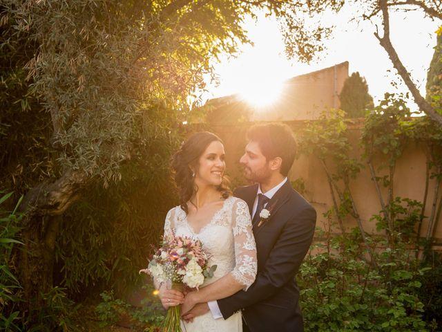 La boda de Fran y Isa en Madrid, Madrid 33
