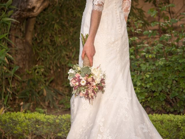 La boda de Fran y Isa en Madrid, Madrid 35