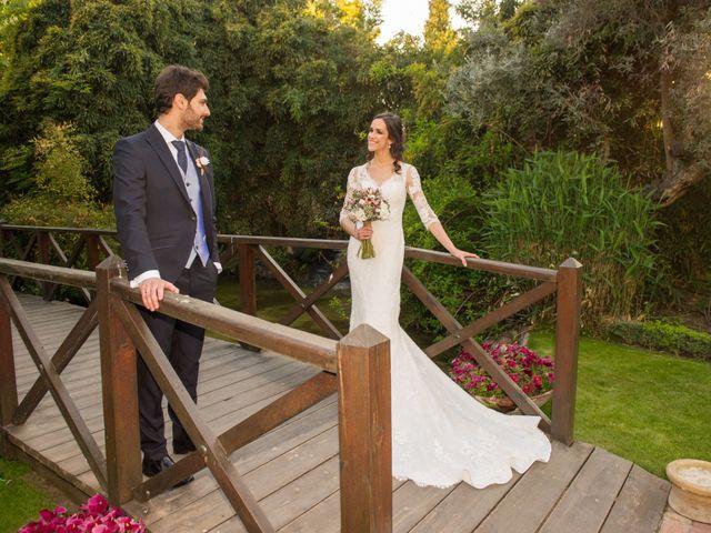 La boda de Fran y Isa en Madrid, Madrid 36