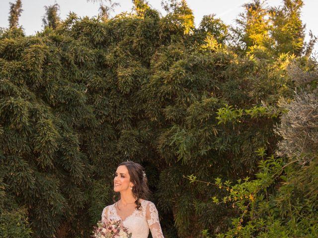 La boda de Fran y Isa en Madrid, Madrid 40