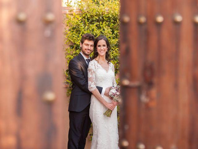 La boda de Fran y Isa en Madrid, Madrid 41