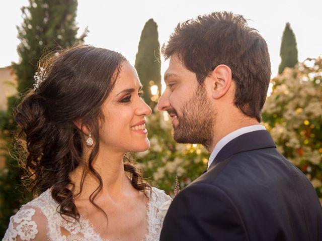 La boda de Fran y Isa en Madrid, Madrid 42