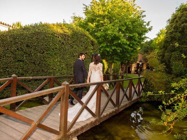 La boda de Fran y Isa en Madrid, Madrid 43