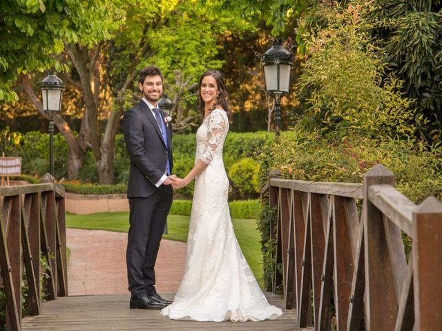 La boda de Fran y Isa en Madrid, Madrid 38
