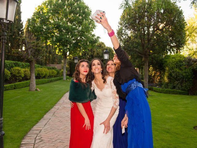 La boda de Fran y Isa en Madrid, Madrid 45