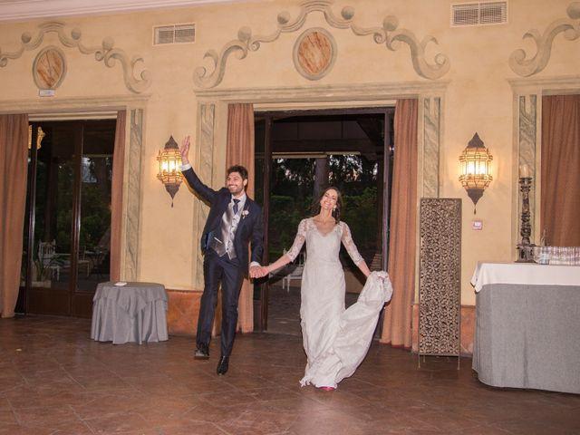 La boda de Fran y Isa en Madrid, Madrid 48