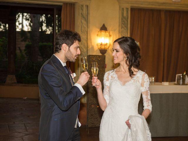 La boda de Fran y Isa en Madrid, Madrid 49