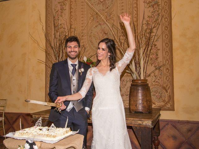 La boda de Fran y Isa en Madrid, Madrid 55