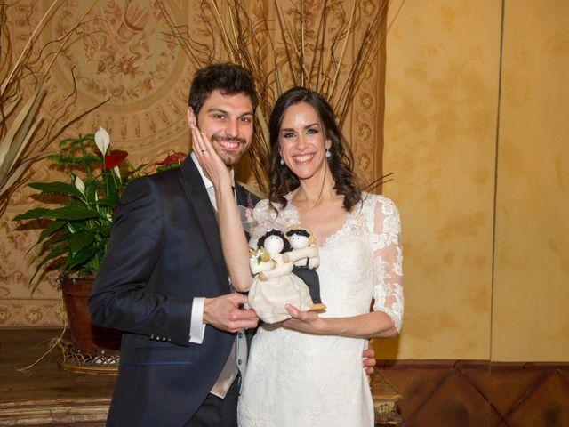 La boda de Fran y Isa en Madrid, Madrid 56