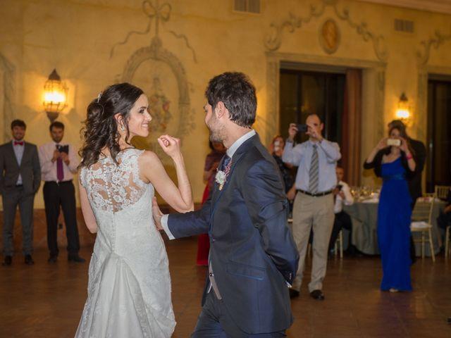 La boda de Fran y Isa en Madrid, Madrid 57