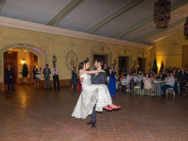 La boda de Fran y Isa en Madrid, Madrid 59