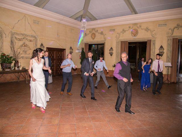 La boda de Fran y Isa en Madrid, Madrid 64