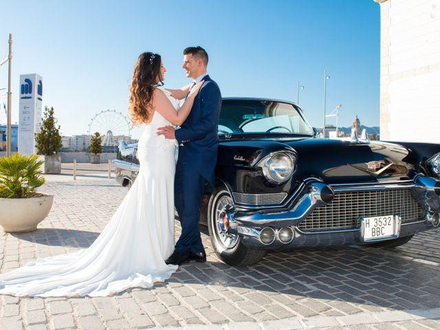 La boda de Pablo y Marta en Antequera, Málaga 1