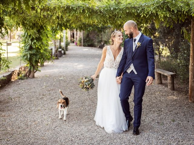 La boda de Sara y Boris