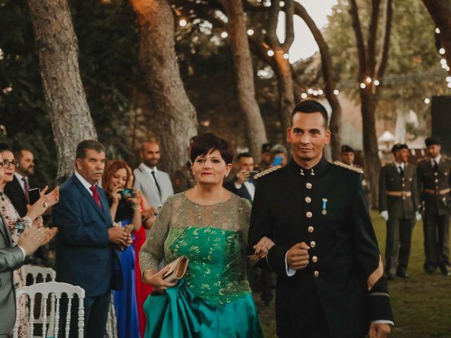 La boda de David y Rocío en Griñon, Madrid 20