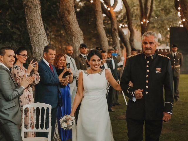 La boda de David y Rocío en Griñon, Madrid 21