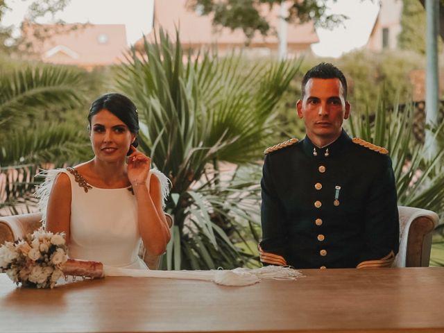 La boda de David y Rocío en Griñon, Madrid 22