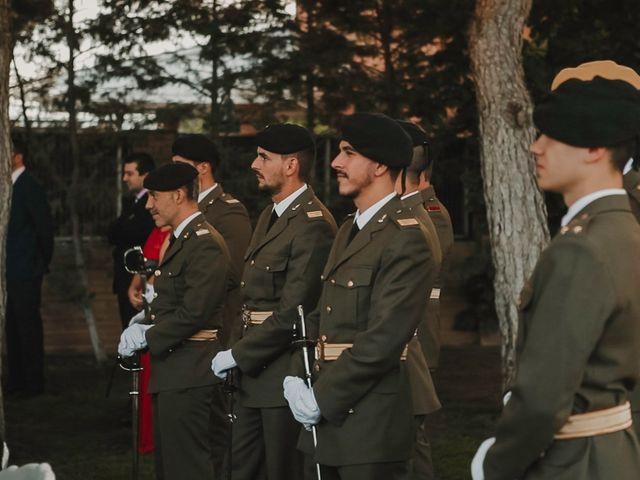 La boda de David y Rocío en Griñon, Madrid 24