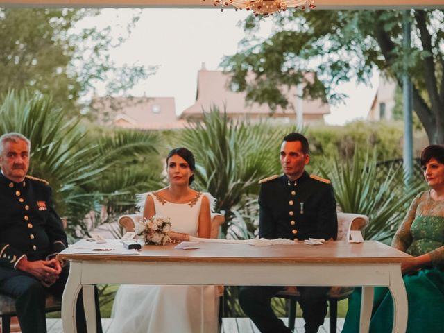 La boda de David y Rocío en Griñon, Madrid 26