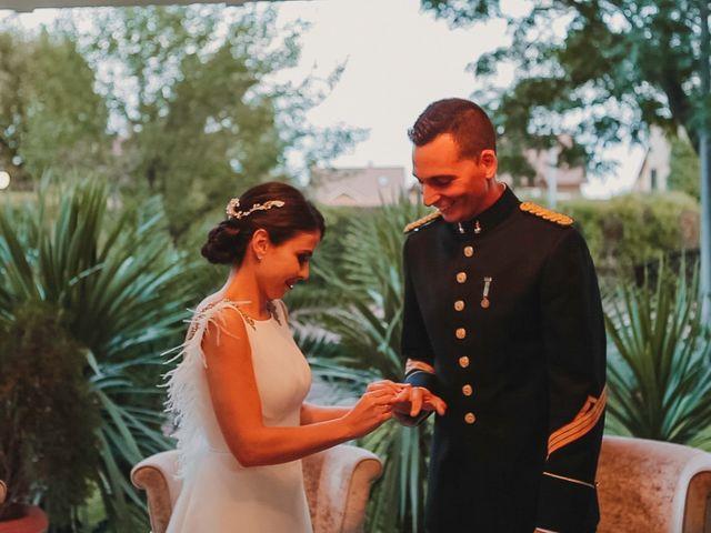La boda de David y Rocío en Griñon, Madrid 27