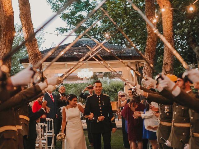 La boda de David y Rocío en Griñon, Madrid 28