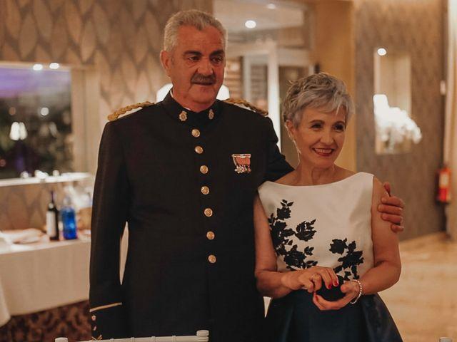 La boda de David y Rocío en Griñon, Madrid 35