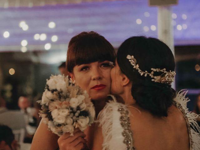La boda de David y Rocío en Griñon, Madrid 36