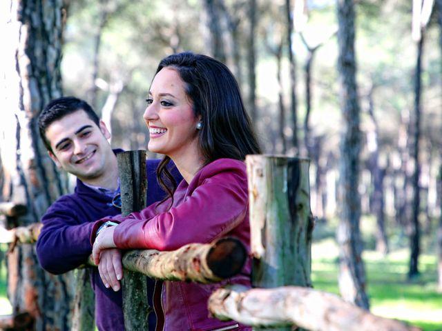 La boda de Jesús y Yolanda en Villarrasa, Huelva 1
