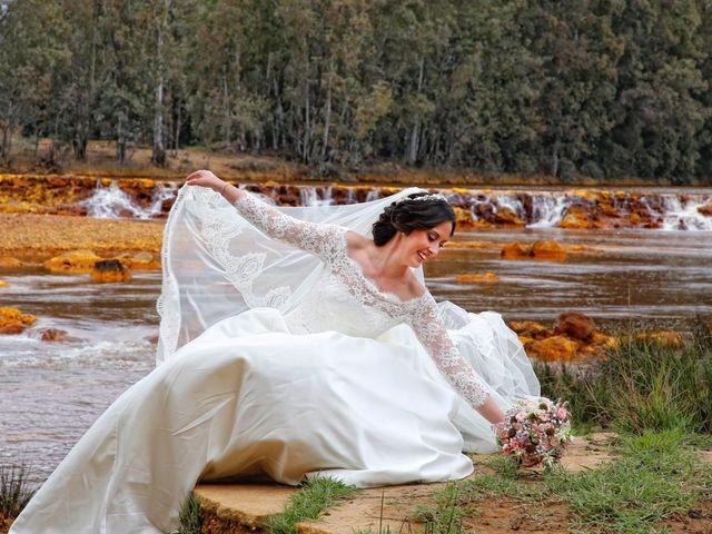 La boda de Jesús y Yolanda en Villarrasa, Huelva 8