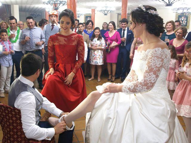 La boda de Jesús y Yolanda en Villarrasa, Huelva 18