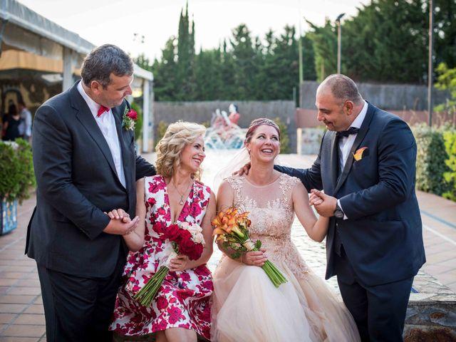 La boda de Daniel y Maria en Sabadell, Barcelona 41