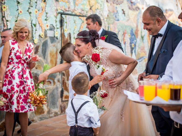 La boda de Daniel y Maria en Sabadell, Barcelona 45