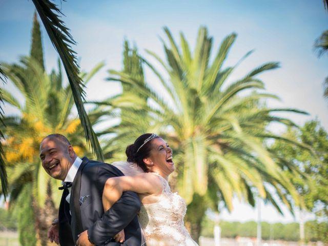 La boda de Daniel y Maria en Sabadell, Barcelona 78