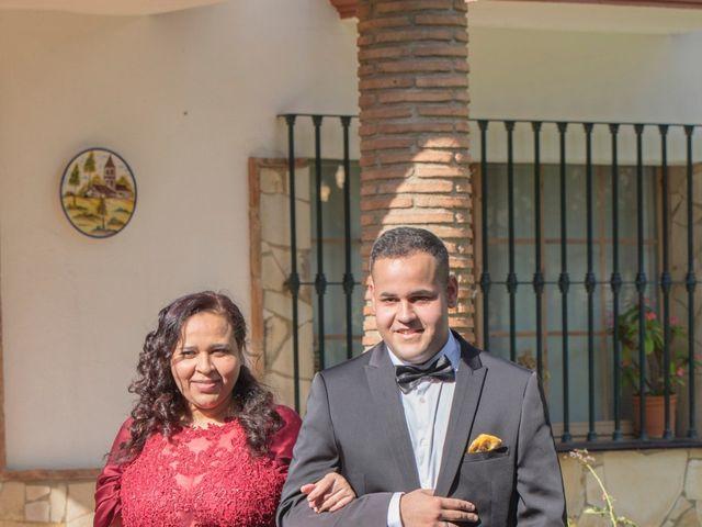 La boda de Lucas y Larissa en Málaga, Málaga 3