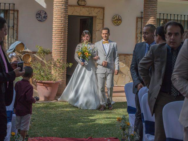 La boda de Lucas y Larissa en Málaga, Málaga 2