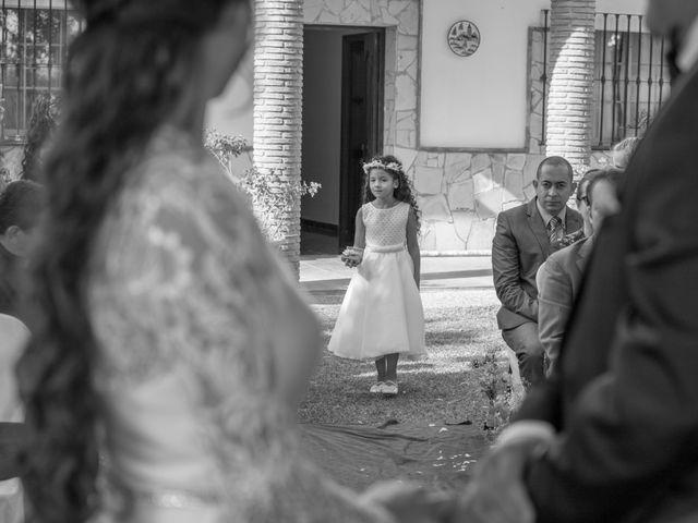 La boda de Lucas y Larissa en Málaga, Málaga 4