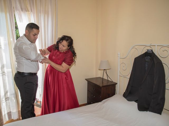 La boda de Lucas y Larissa en Málaga, Málaga 11