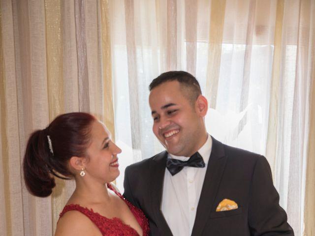 La boda de Lucas y Larissa en Málaga, Málaga 15